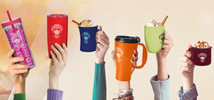 Personalized drinkware - Great promo product