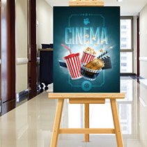 Premium image quality posters, poster board & banners