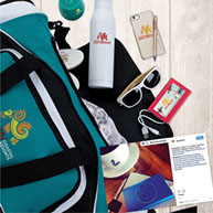 Your logo on anything - the complete array of promo items
